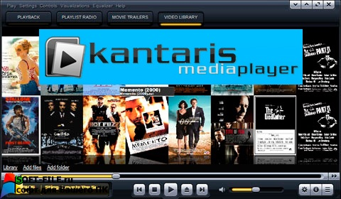 kantaris media player русский