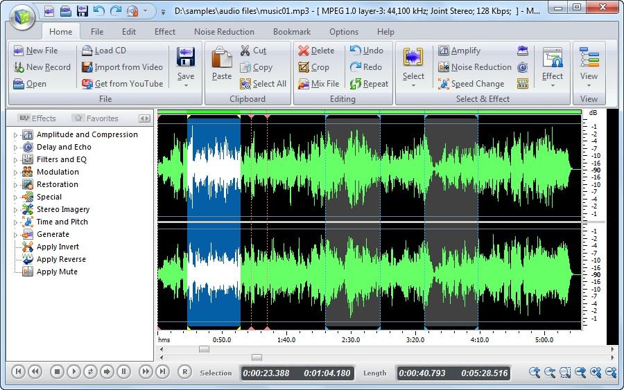 Программа для сжатия мр3 файлов