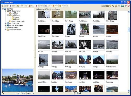 Скачать Photoscape бесплатно