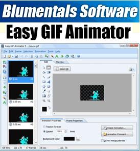 easy gif animator скачать бесплатно