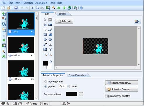 easy gif animator 5.4 rus