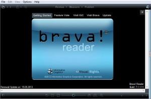 Brava Reader
