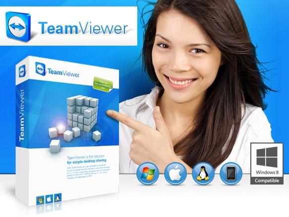 Логотип к TeamViewer