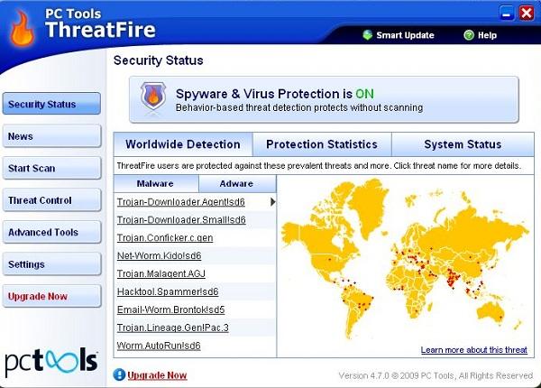ThreatFire AntiVirus