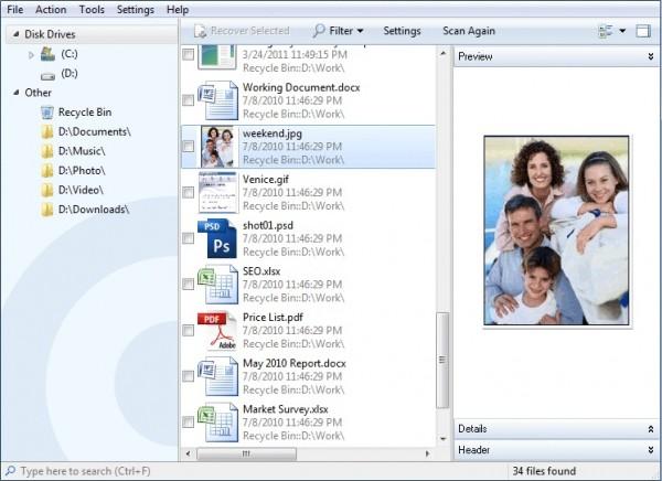 Auslogics File Recovery 3 можно скачать бесплатно