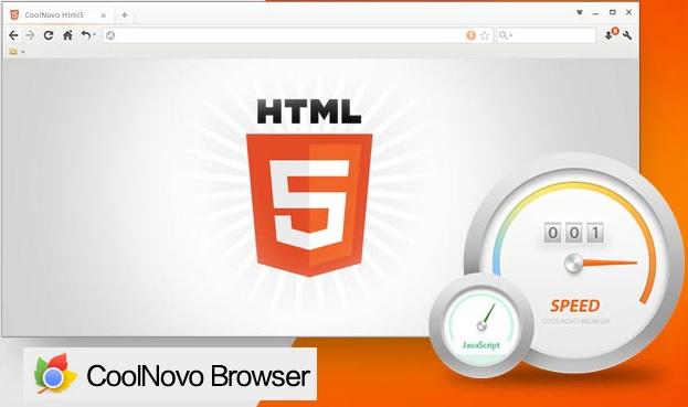 Логотип к браузеру CoolNovo