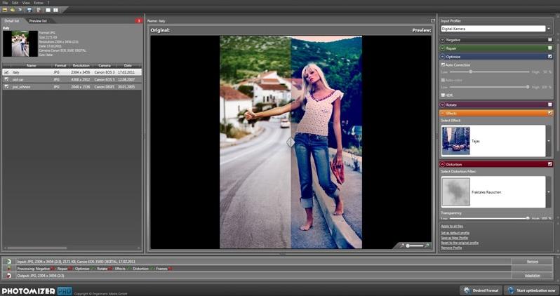 Скриншот к Photomizer 2