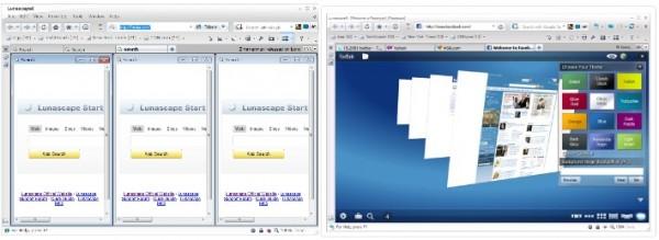 lunascape браузер