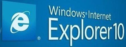 Логотип к браузеру Internet Explorer