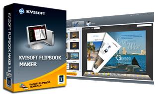 Kvisoft FlipBook Maker Pro логотип