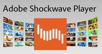 Логотип к Adobe Shockwave Player