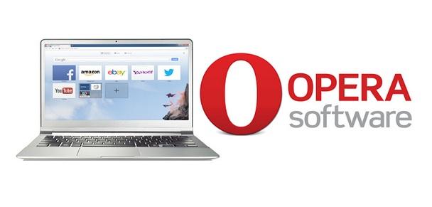 Логотип Оперы