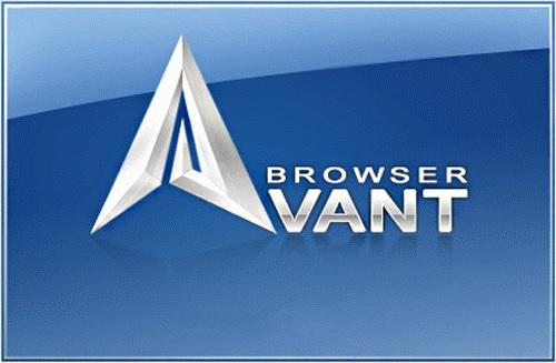 Логотип Авант браузера