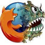 Вирус маскируется под Firefox