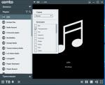 Скриншот Combo Player