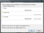 Скриншот к Google Desktop