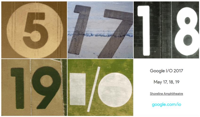 Google представит Android I/0