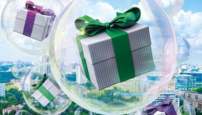 Получение подарка от Мегафон за сбой