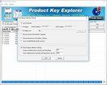 Настройки Product Key Explorer