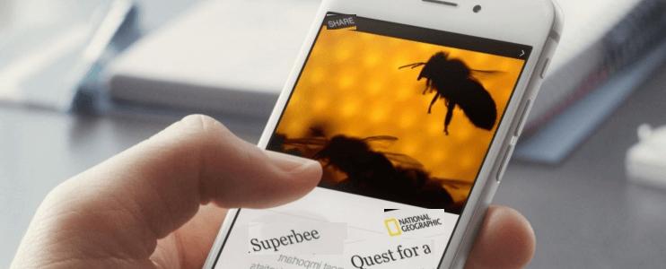 Прекращена поддержка Instant Articles в Messenger