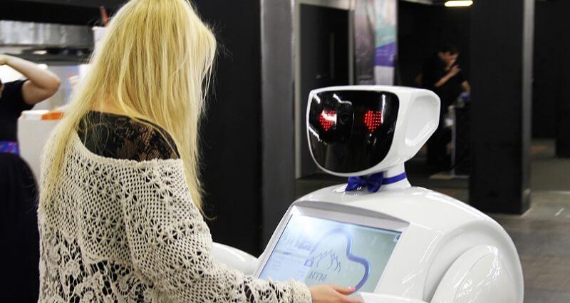 Российский робот-майнер