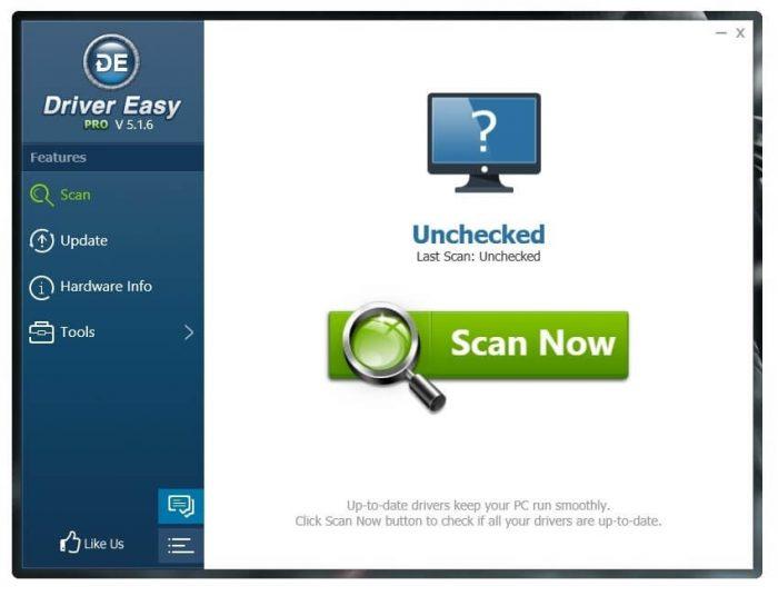 Скачать Driver Easy Professional для поиска и обновления драйверов