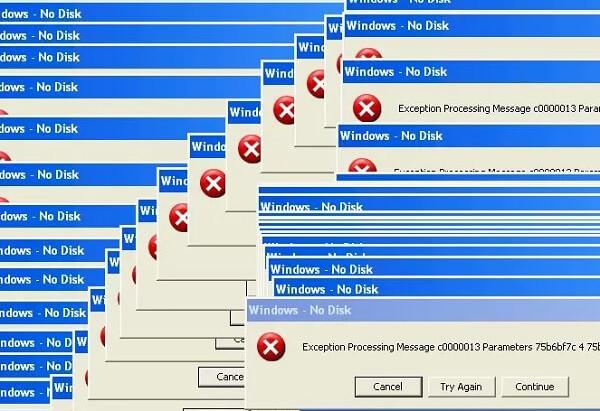 Пользователям угрожает бесконечный zip-архив