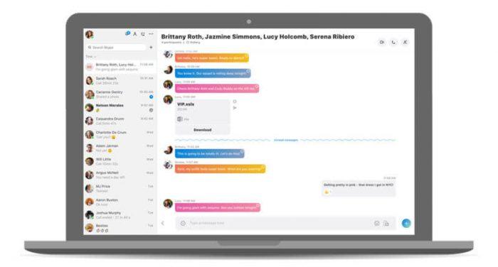 Скачать Microsoft обновила настольную Skype