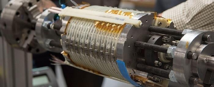 Фото самого мощного магнита в мире