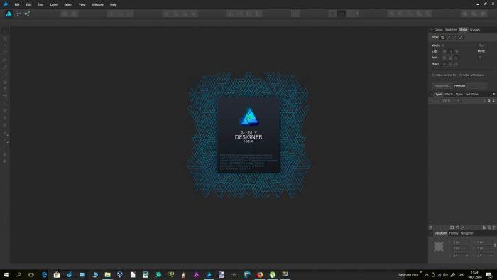 Скачать Affinity Designer