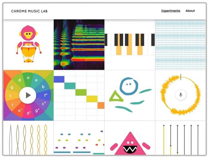 Создавай музыку с Google