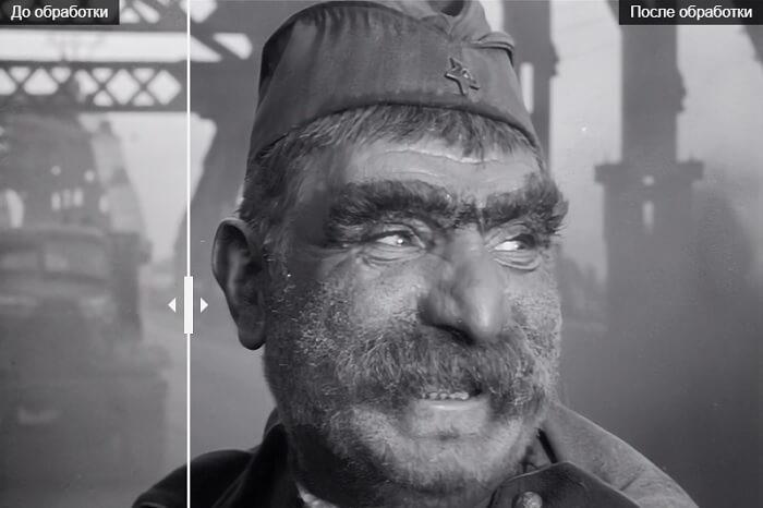 Отец солдата после