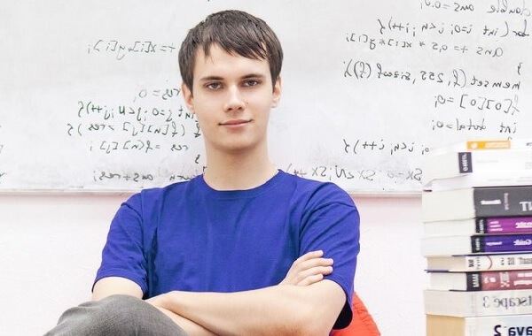Студент из Питера лидер пятый год подряд на Code Jam
