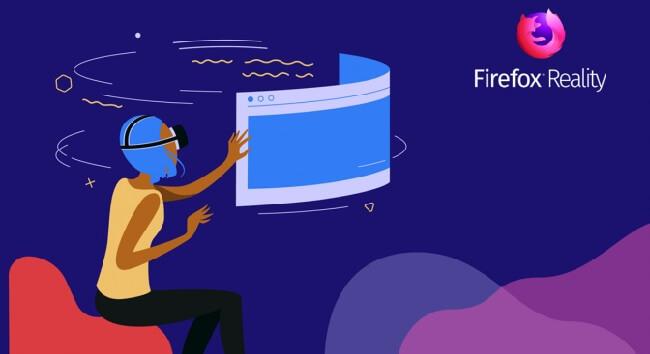 Браузер от Mozilla для виртуального серфинга