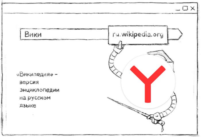Готовые результаты поиска в Яндексе