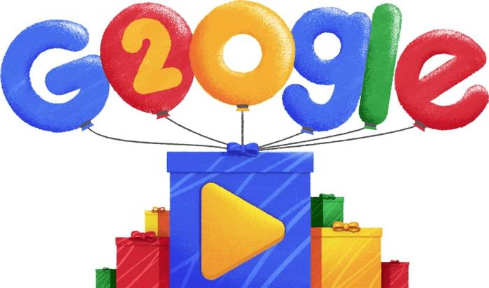 Знаменитому поисковику 20 лет