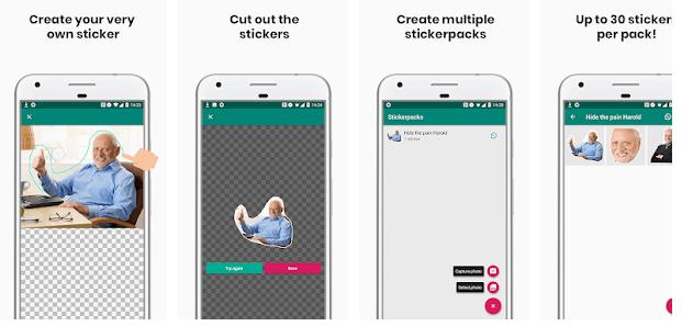 Создать свой стикер для WhatsApp просто