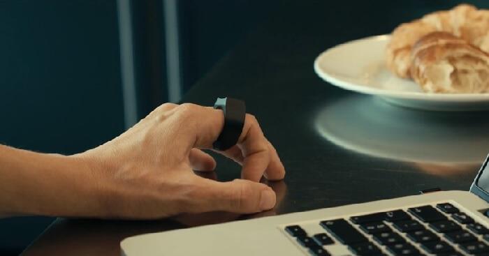 Кольцо вместо компьютерной мыши