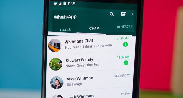 В WhatsApp новые групповые вызовы