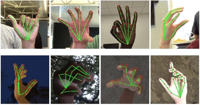 В Google создали систему распознания жестов