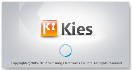 Логотип к Samsung Kies