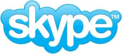 Логотип к Скайпу