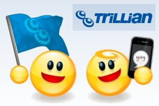 Trillian 5.1 на русском