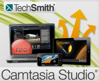 Лого к Camtasia Studio