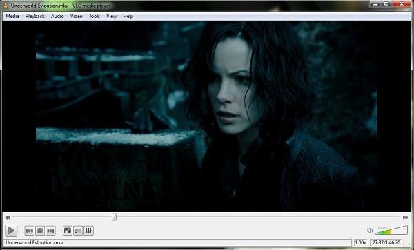 Скриншот-1 к VLC Media Player
