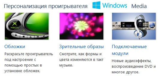 плеер Windows Media