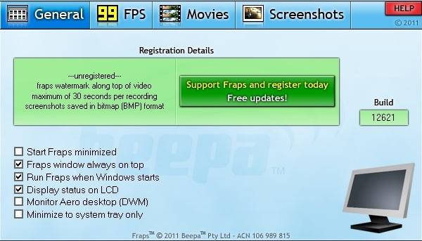 Fraps torrent windows 8 - фото 11