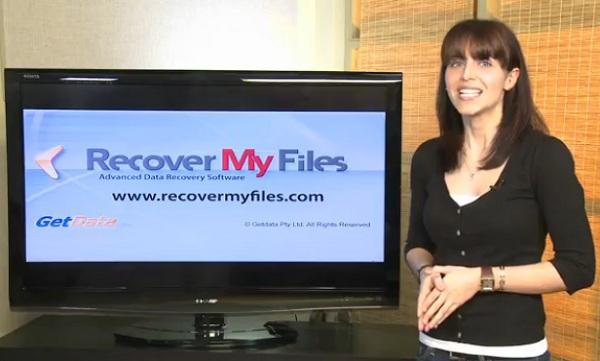 B Recover My Files 5.1 скачать бесплатно версию.