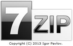 7-Zip логотип