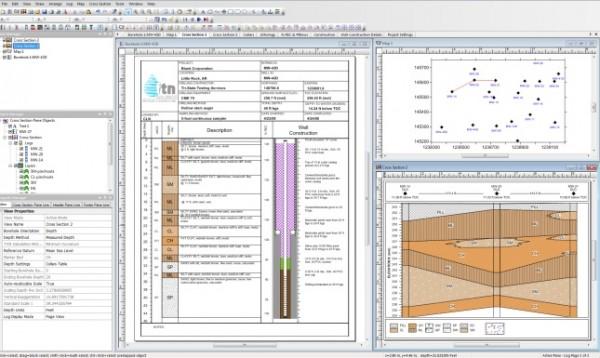 Strater 3 Golden Software